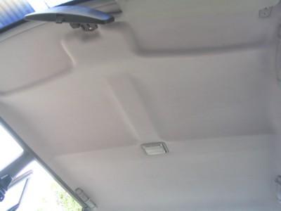 La tela del techo me hace cosquillas en la coronilla - Tapizado techo coche ...