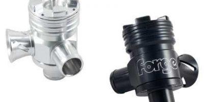 Válvula de descarga del turbo recirculación Forge