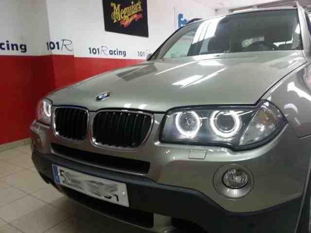 BMW X3,CUANDO LOS DETALLES SON LO QUE CUENTAN