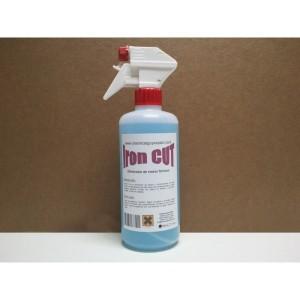 Formato de spray aplicador del Iron Cut.