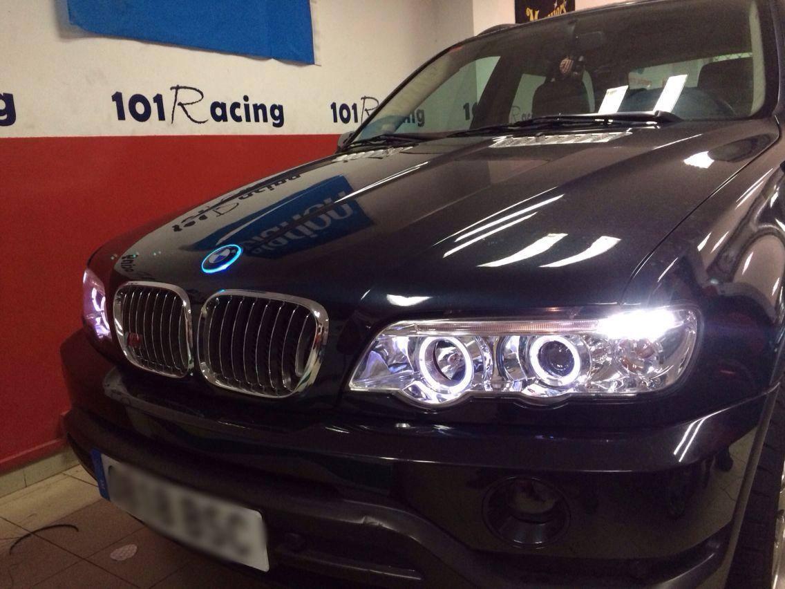 BMW X5: MEJORANDO A UNA BESTIA