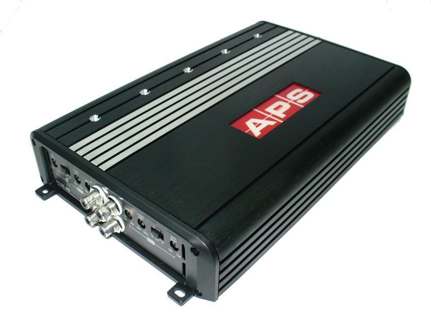 Nuevo amplificador 4 canales APS