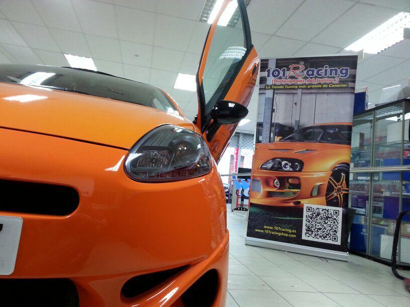 Fiat Grande Punto Carzone, pasión por el tuning.