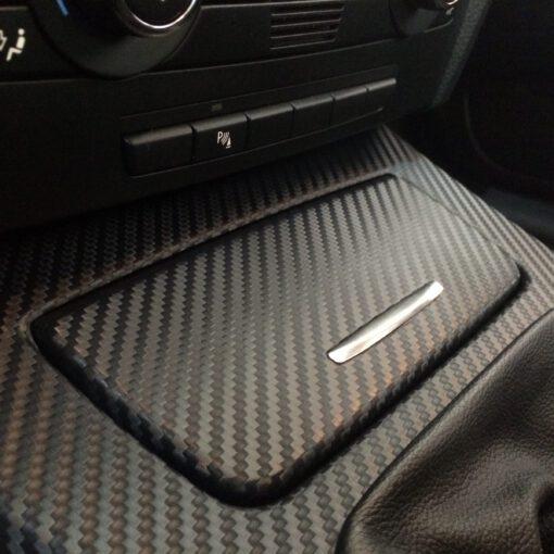 Gabeta delantera BMW E92 Carbono 3M