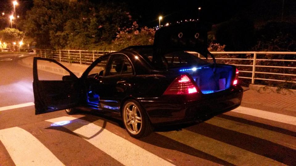 Mercedes Clase C Tuning Una Preparacion Con Cabeza