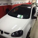 Techo Solar Webasto Hollandia 300 en Volkswagen Golf.