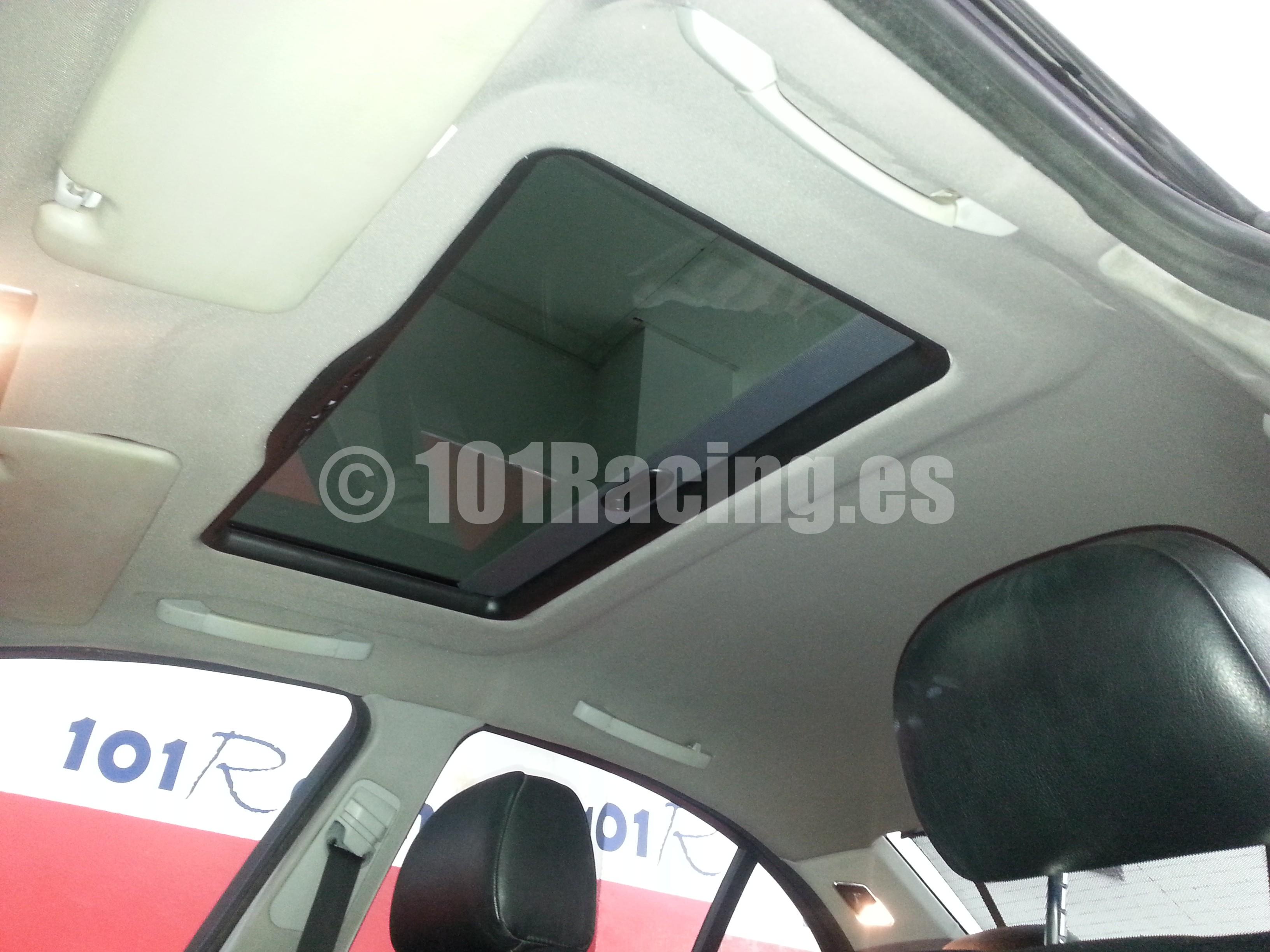 Techo Solar para BMW Serie 3 E46, una integración perfecta.
