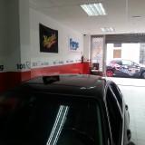 Acabado exterior Hollandia 300 Techo Solar para BMW.