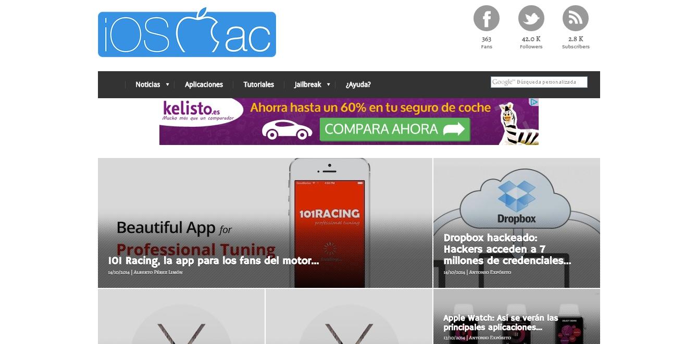 101Racing App en IosMac en portada