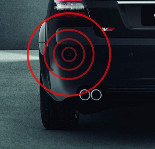 Sensor de Parking en 101Racing.