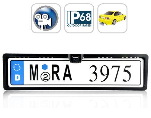 sensor parking portamatrícula 101Racing