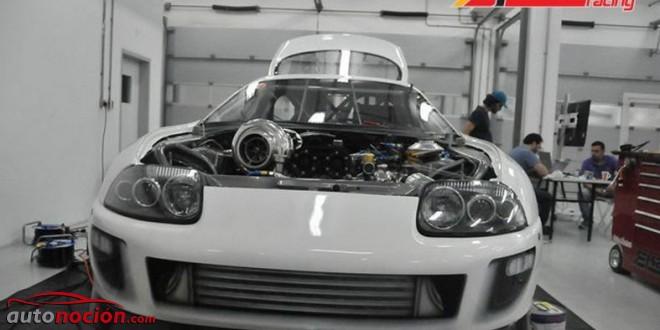 El Toyota Supra más rápido del mundo: 0 a 387 km/h en 6,05 segundos
