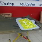 Tapizado de techo de coche en Las Palmas
