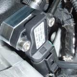 Sensor del turbo (MAP) con adaptador para reloj.