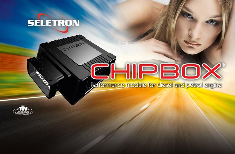 Centralitas de potencia Chipbox Seletron