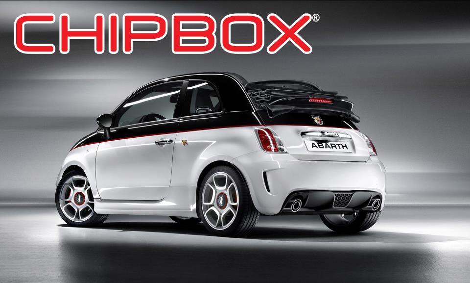 Fiat 500 Abarth con Chipbox Seletron.