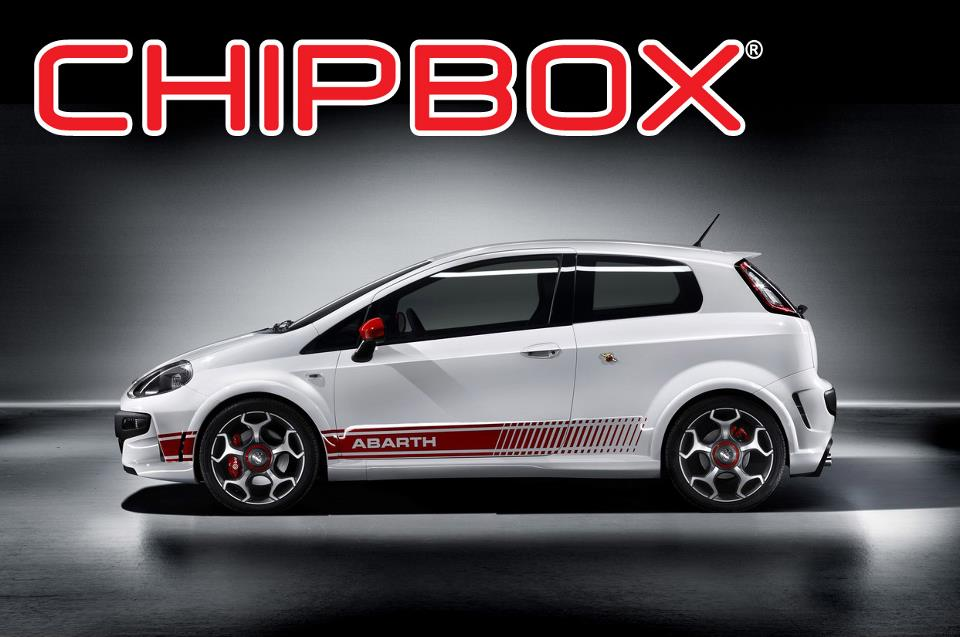 Fiat Punto EVO Abarth con Chipbox Seletron.
