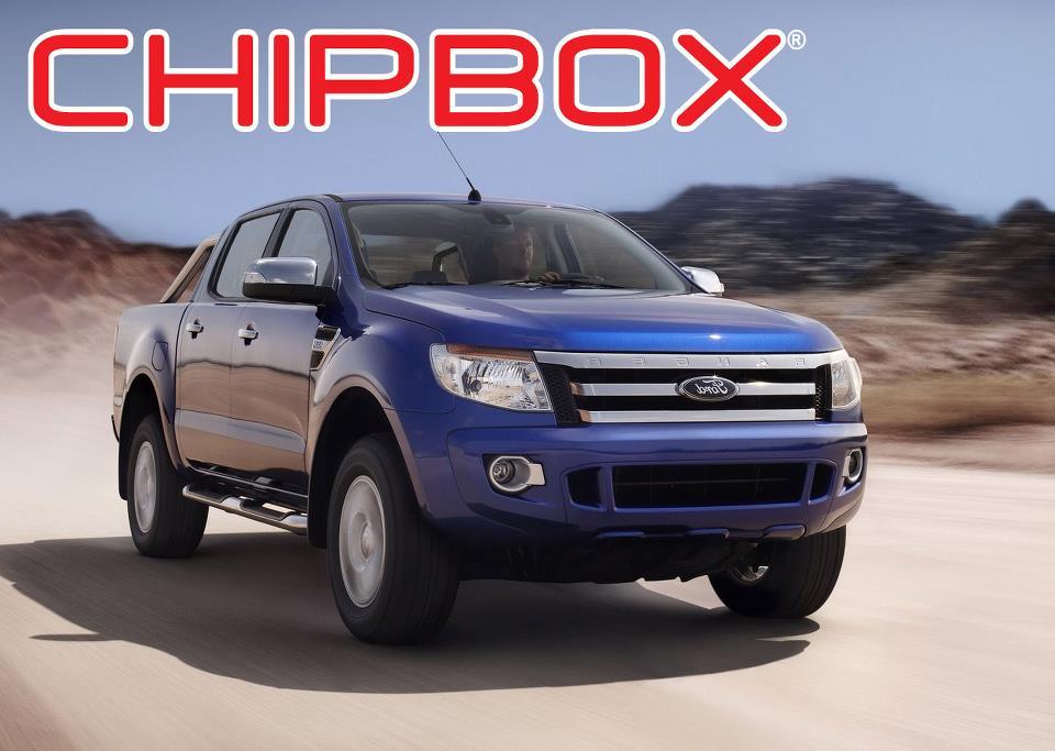 Ford Ranger 3.2l con Chipbox Seletron.
