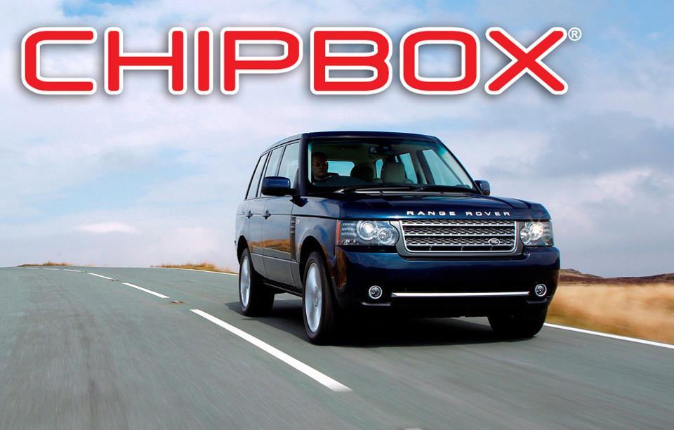 Range Rover tdv8 con Chipbox Seletron.