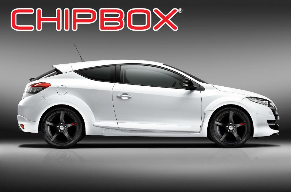 Renault Megane 1.4 tce con Chipbox Seletron.