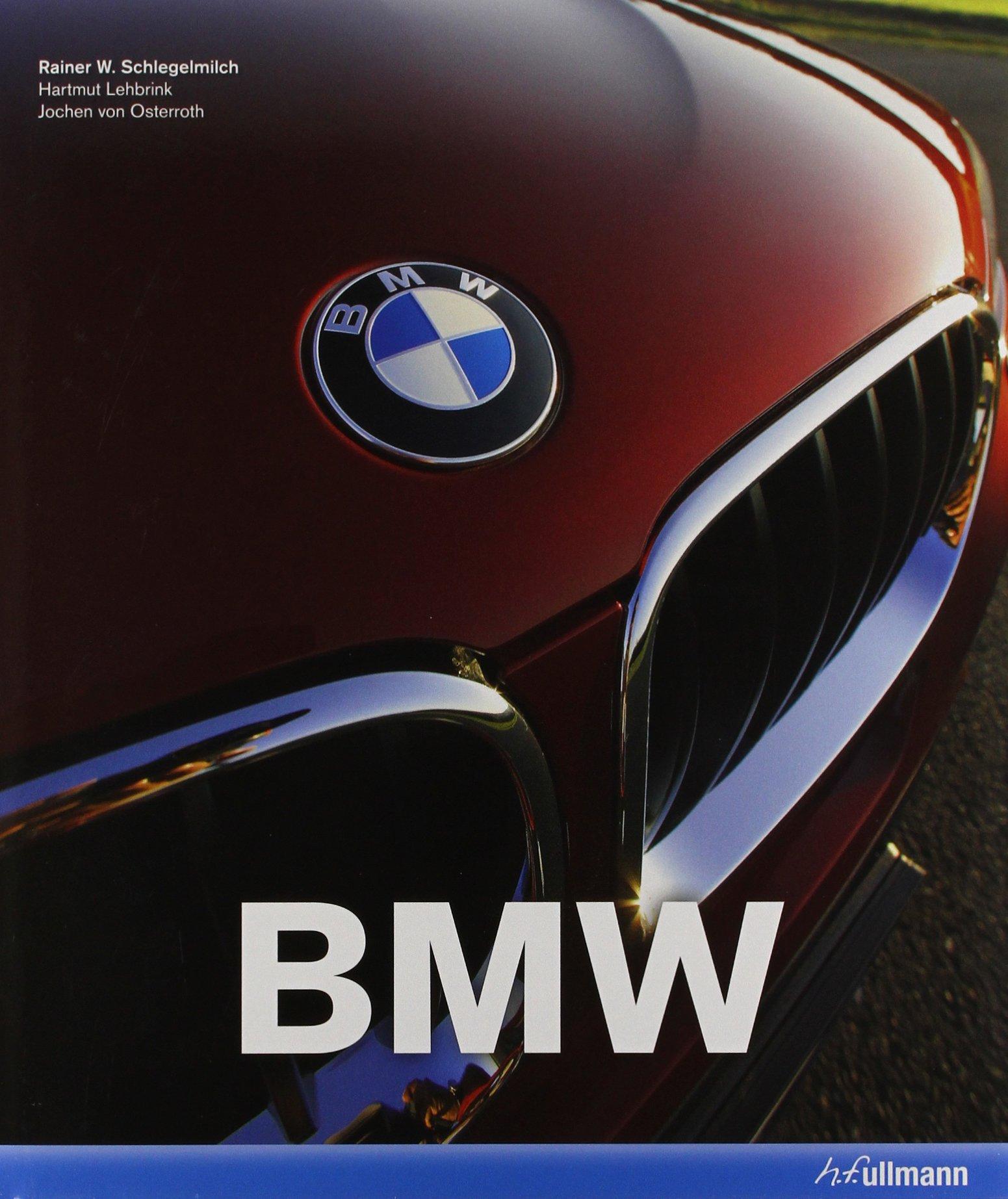 Libro sobre la historia de BMW