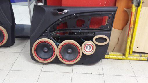 car audio aps seat leon