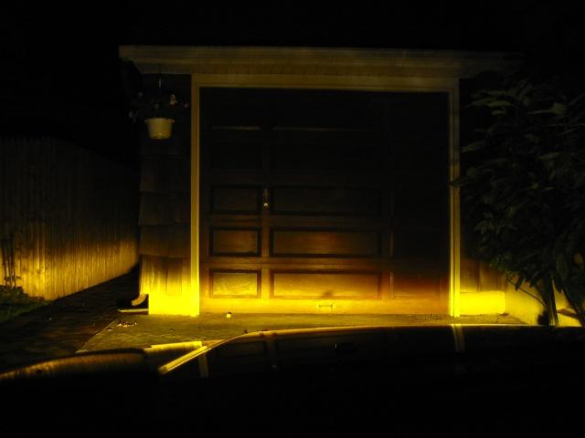 Iluminación amarilla para el coche, dudas y legalidad