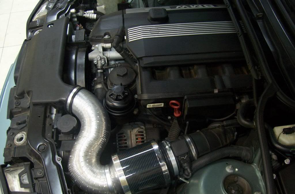 Todo sobre los filtros de admisión directa para tu motor