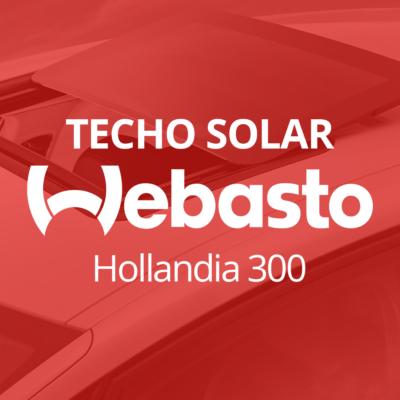 Servicio de techos solares Webasto Hollandia 300 para coche en 101Racing