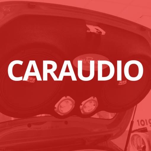 Servicio de instalación de componentes CarAudio para coche en 101Racing
