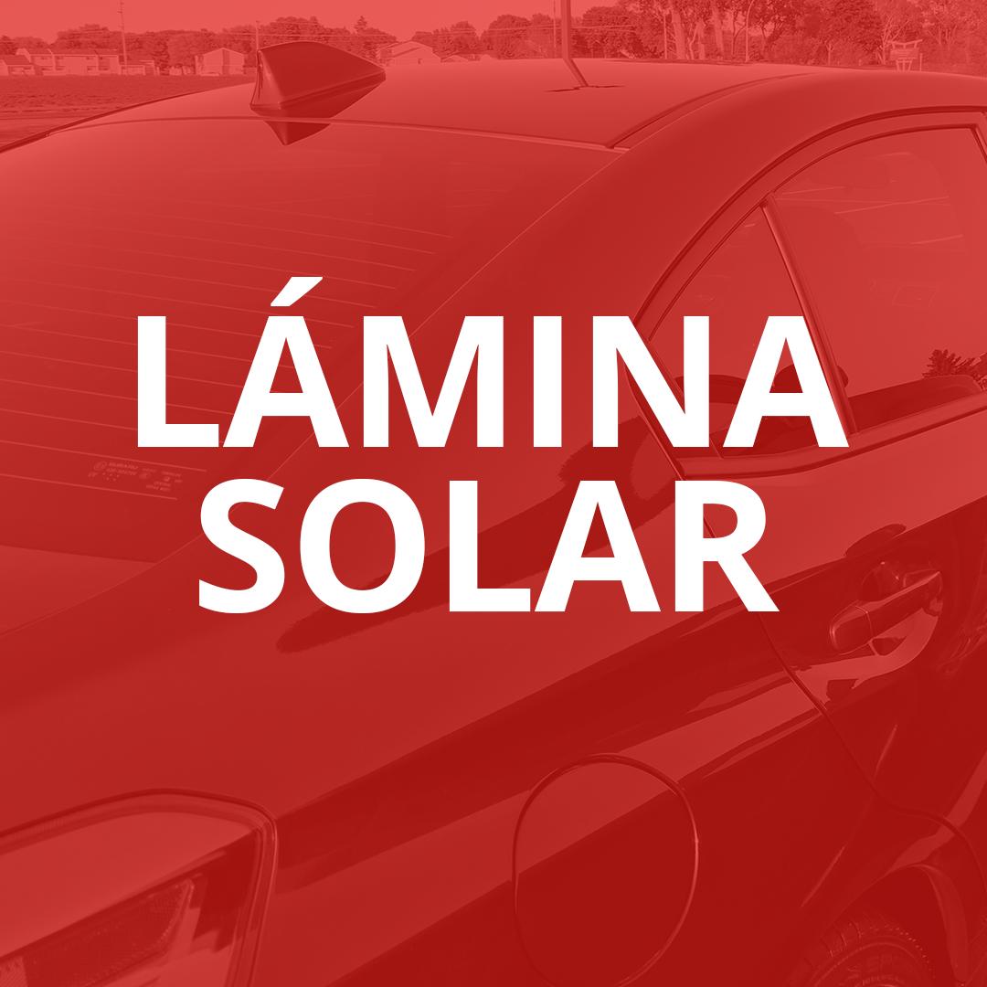 Instalación la lámina solar para coche 3M en Gran Canaria