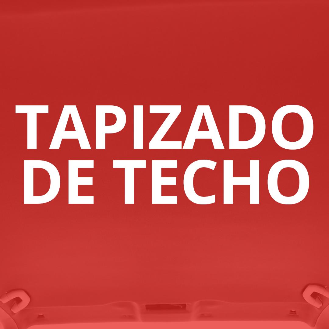 Tapizar el techo del coche en Las Palmas de Gran Canaria