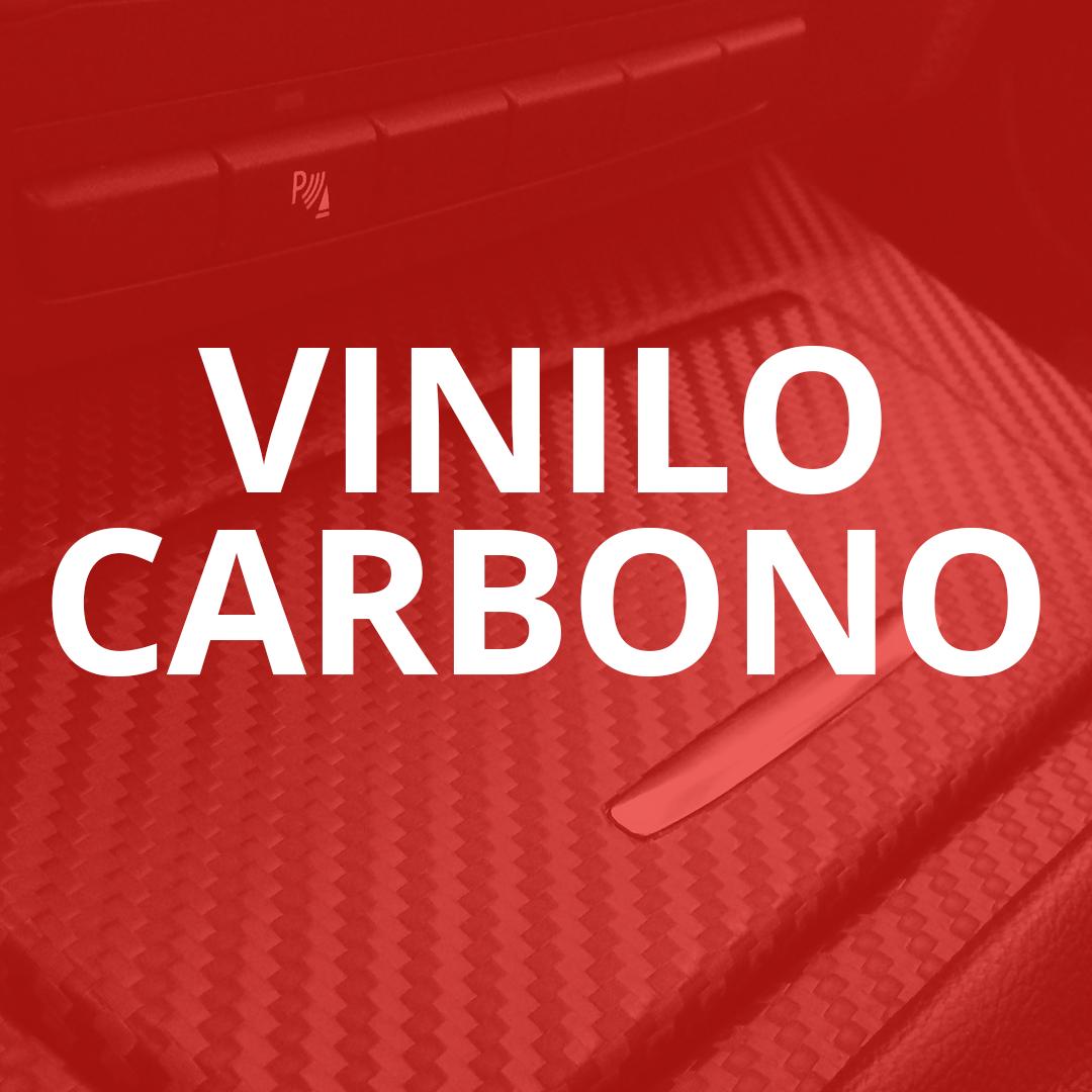 Aplicación de vinilo carbono 3M para accesorios de coche y moto en Las Palmas