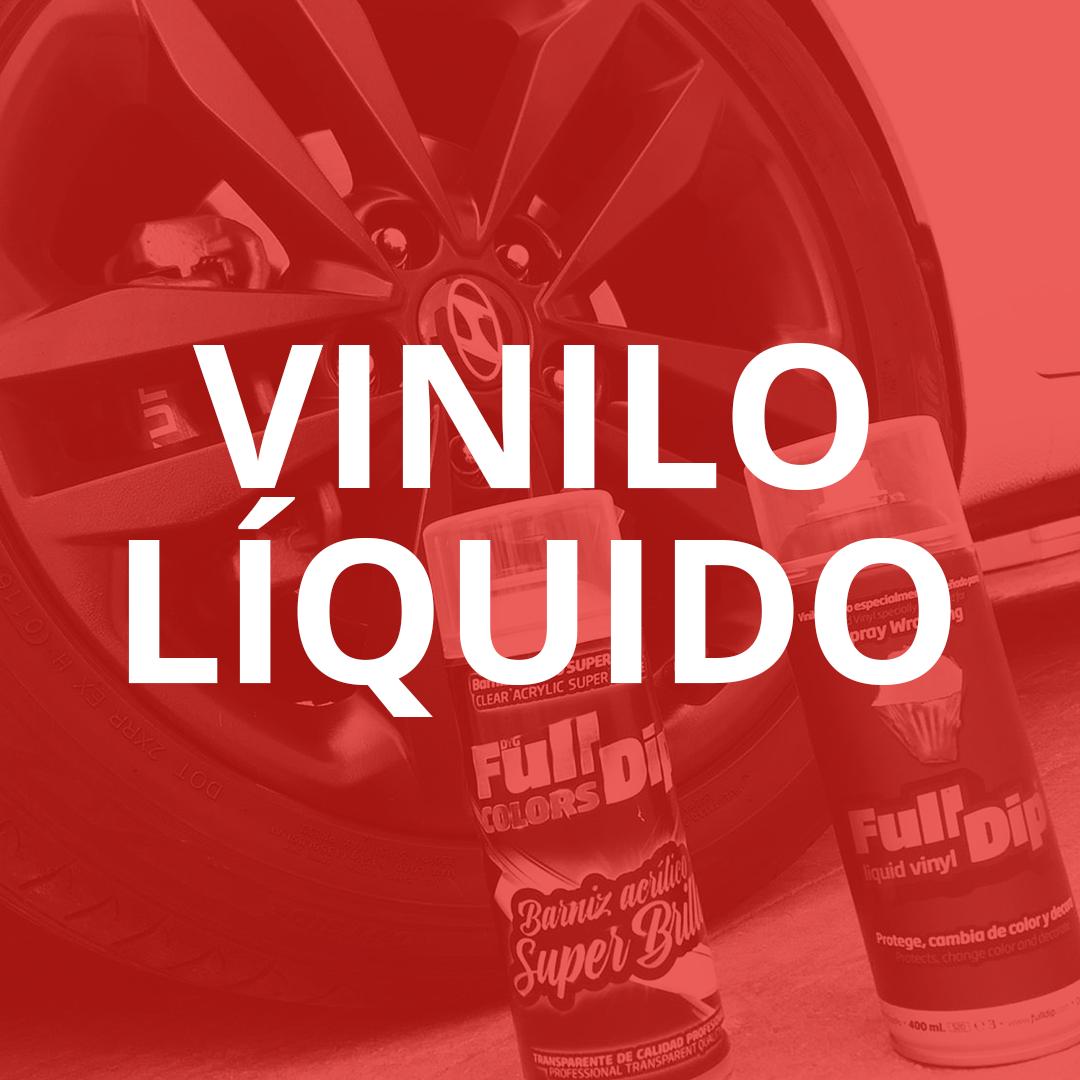 Venta y aplicación de vinilo líquido Full Dip en Las Palmas