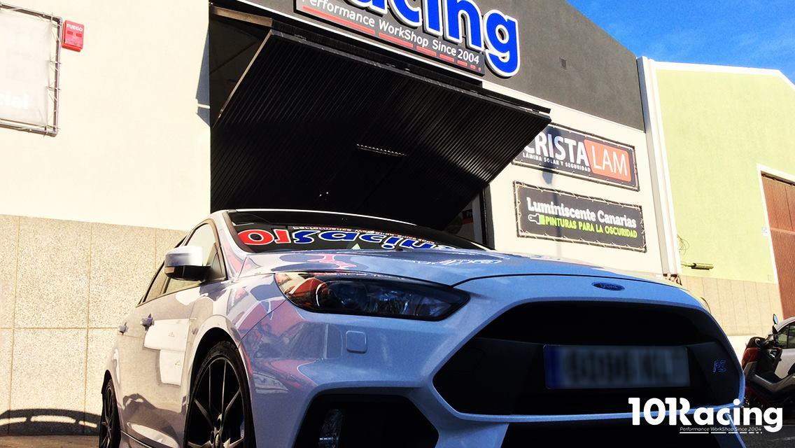 Fachada tienda racing y tuning recambios 101Racing