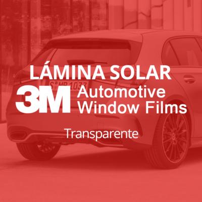 Instalación de lámina solar transparente 3M para coche en Gran Canaria