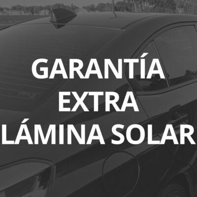 Garantía 101Racing extra lamina solar 3M en Gran Canaria