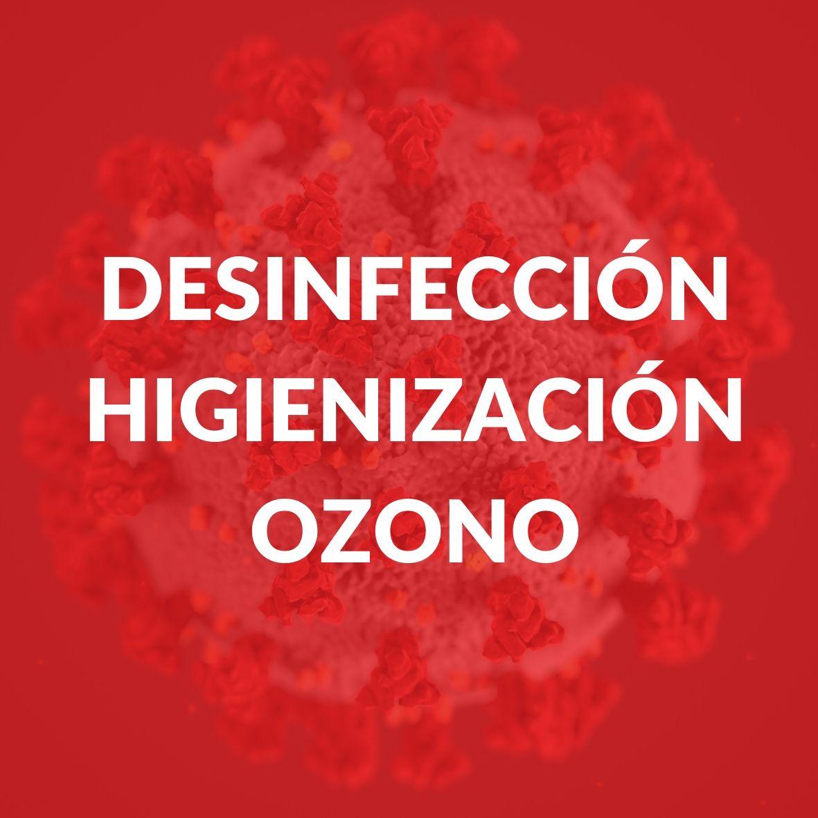 Desinfencción e higienización de vehículos en Gran Canaria