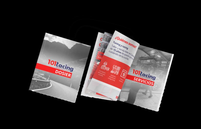 Catálogo de servicios de tuning y racing de 101Racing