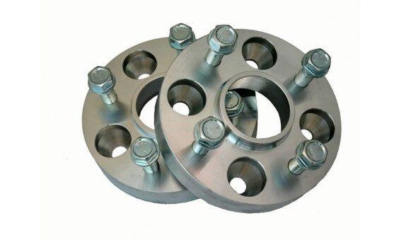 ¿Para qué sirven los separadores de ruedas?